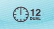 12-urni časovnik za vklop/izklop