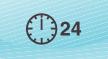 24-urni dvojni časovnik za vklop in izklop