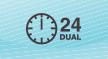 24-urni časovnik za redni vklop in izklop ob določenem času