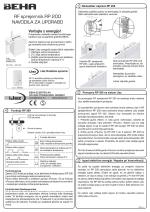 RP 200 navodila