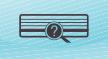 Dostop za vzdrževanje naprave prek zgornje plošče