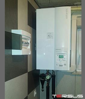 Varčna toplotna črpalka